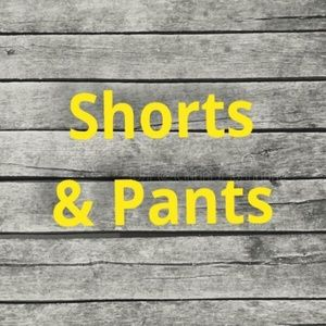 Women's Shorts and Pants